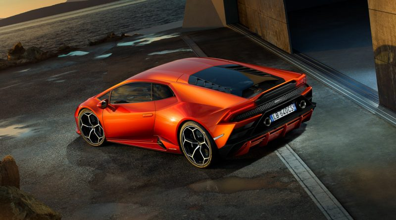 Lamborghini Huracan Evo AUTOmativ.de 6 800x445 - Neuer Lamborghini Huracán Evo: Noch schärferes Aero-Kleid