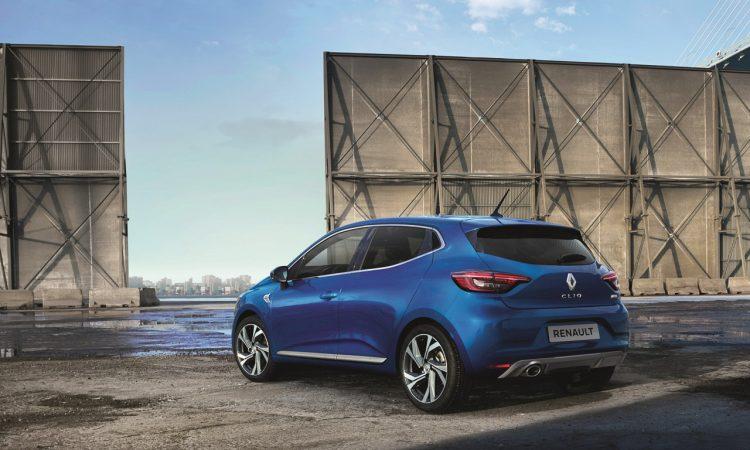 Neuer Renault Clio 6 750x450 - Neuer Renault Clio: Beliebter Franzose überrascht mit neuem Interieur