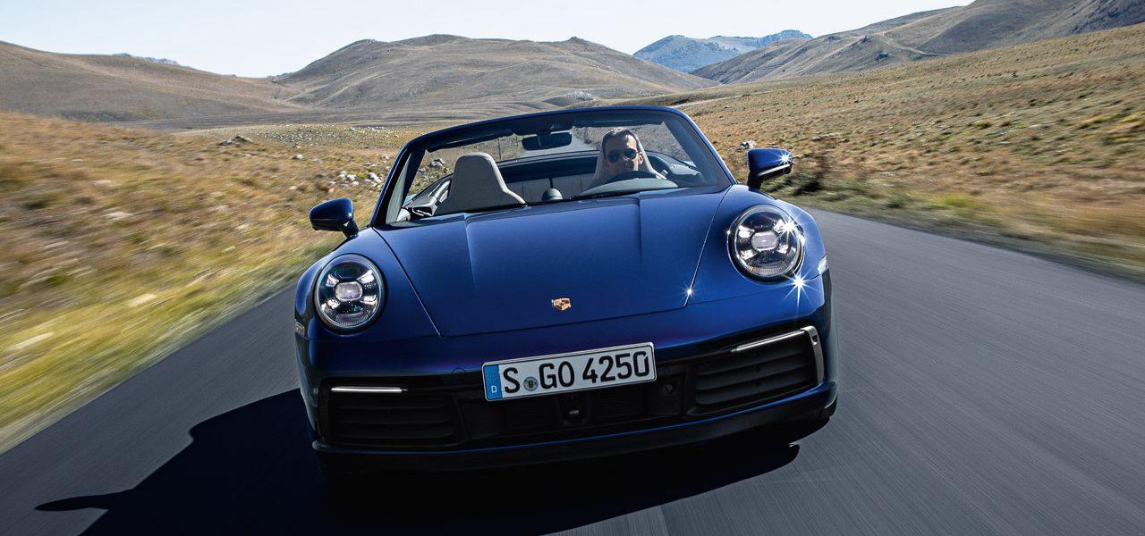 Neues Porsche 911 Cabriolet (992): Elfer-Power mit Durchzug