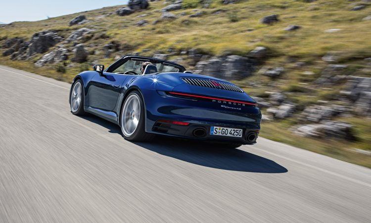 Neues Porsche 911 Cabriolet 992 AUTOmativ.de Benjamin Brodbeck 3 750x450 - Neues Porsche 911 Cabriolet (992): Elfer-Power mit Durchzug