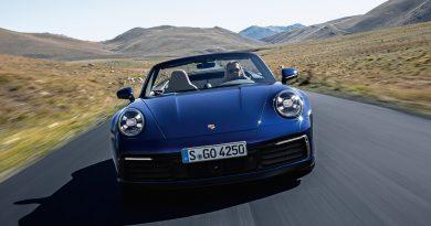 Neues Porsche 911 Cabriolet 992 AUTOmativ.de Benjamin Brodbeck 390x205 - Neues Porsche 911 Cabriolet (992): Elfer-Power mit Durchzug