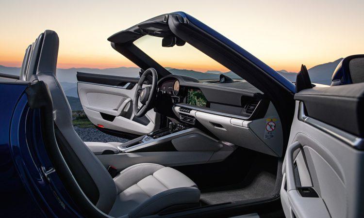 Neues Porsche 911 Cabriolet 992 AUTOmativ.de Benjamin Brodbeck 6 750x450 - Neues Porsche 911 Cabriolet (992): Elfer-Power mit Durchzug
