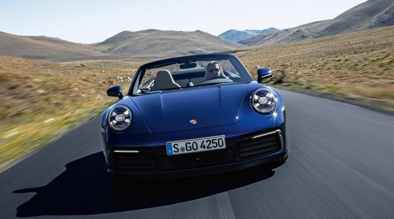 Neues Porsche 911 Cabriolet 992 AUTOmativ.de Benjamin Brodbeck 800x445 - Neues Porsche 911 Cabriolet (992): Elfer-Power mit Durchzug