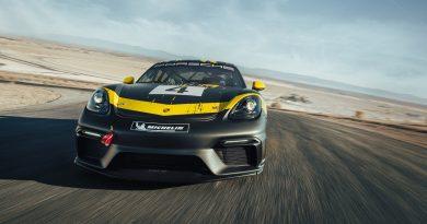 Porsche 718 Cayman GT4 Clubsport News AUTOmativ.de Benjamin Brodbeck 5 390x205 - Voll Öko: Porsche 718 Cayman GT4 Clubsport mit Biofaser-Karosserieteilen