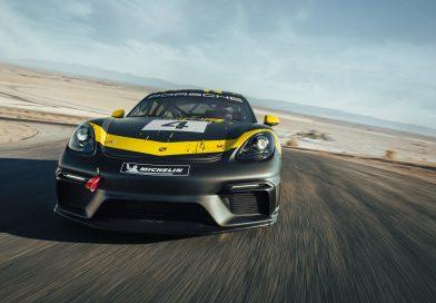 Voll Öko: Porsche 718 Cayman GT4 Clubsport mit Biofaser-Karosserieteilen
