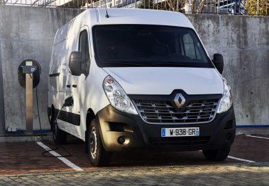 Der VW e-Crafter der Franzosen heißt Renault Master Z.E. – Überblick!