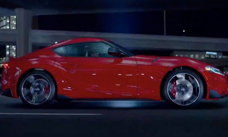Toyota Supra 2019 auf Basis BMW Z4 AUTOmativ.de News Benjamin Brodbeck 4 750x450 - Das ist der neue Toyota Supra 2019!