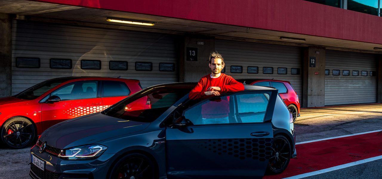 Volkswagen VW Golf GTI TCR Rennwagen und Strassenauto im Test und Fahrbericht TCR AUTOmativ.de Benjamin Brodbeck LQ 12 1280x600 - Test VW Golf GTI TCR: Wie viel Rennwagen steckt im Super-Golf 7?