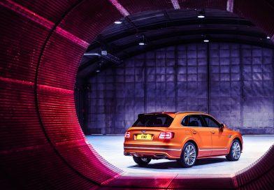 1 Km/h schneller als Urus – Bentley Bentayga Speed ist schnellstes Serien-SUV der Welt