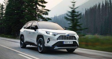 Der neue Toyota RAV4 Hybrid startet bei 32.990 Euro