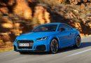 Die neuen Audi TT RS Coupé und RS Roadster Modelle sind da!