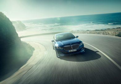 Neuer Alpina B7mit 608 PS: BMW 7er Tuning der Extraklasse