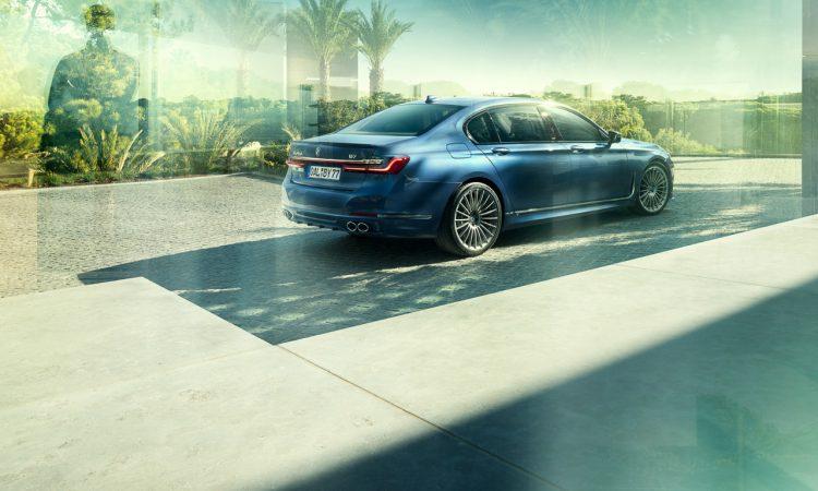 BMW ALPINA B7 4 750x450 - Neuer Alpina B7 mit 608 PS: BMW 7er Tuning der Extraklasse
