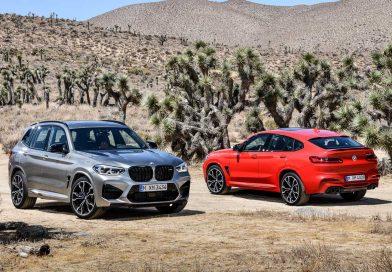 BMW X3 M und X4 M 2019: Neue M3- und M4-Motoren jetzt schon in den BMW-SUV