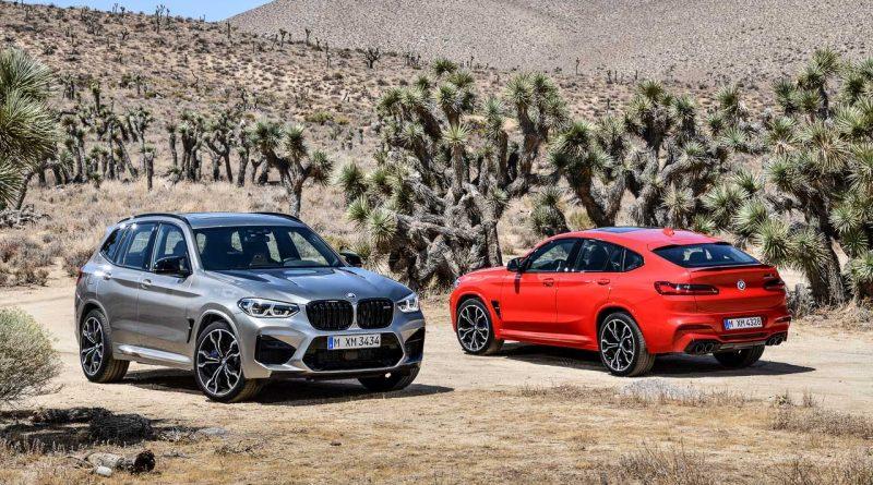 BMW X3 M und BMW X4 M AUTOmativ.de 21 800x445 - BMW X3 M und X4 M 2019: Neue M3- und M4-Motoren jetzt schon in den BMW-SUV