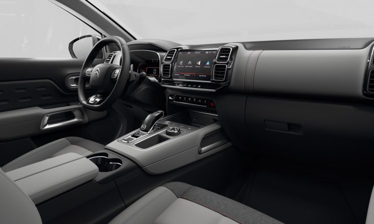 Citroen C5 Aircross Der komfortabelste und vielseitigste SUV seines Segments Citroën C5 Aircross Der komfortabelste und vielseitigste SUV seines Segments 13 750x450 - Neuer Citroën C5 Aircross: Französischer Staatslimousinen-Komfort in einem SUV!