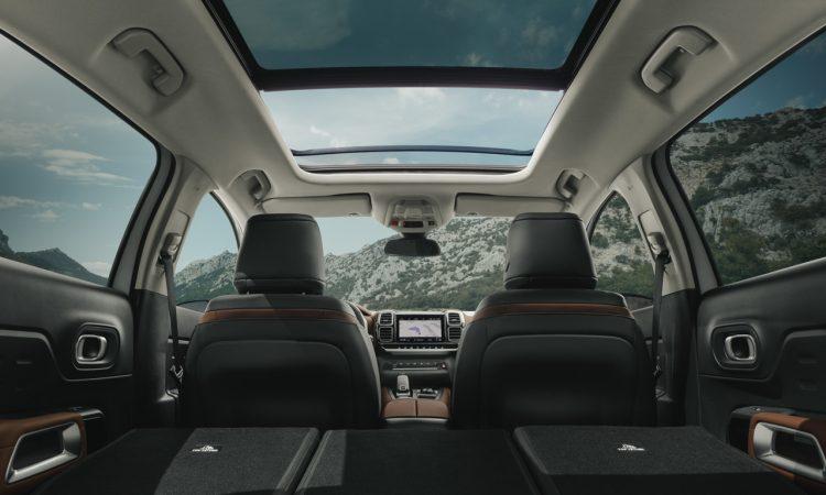 Citroen C5 Aircross Der komfortabelste und vielseitigste SUV seines Segments Citroën C5 Aircross Der komfortabelste und vielseitigste SUV seines Segments 3 750x450 - Neuer Citroën C5 Aircross: Französischer Staatslimousinen-Komfort in einem SUV!