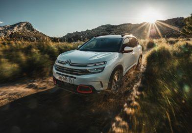 Neuer Citroën C5 Aircross: Französischer Staatslimousinen-Komfort in einem SUV!