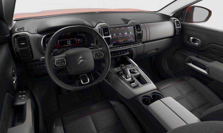 Citroen C5 Aircross Der komfortabelste und vielseitigste SUV seines Segments Citroën C5 Aircross Der komfortabelste und vielseitigste SUV seines Segments 7 750x450 - Neuer Citroën C5 Aircross: Französischer Staatslimousinen-Komfort in einem SUV!
