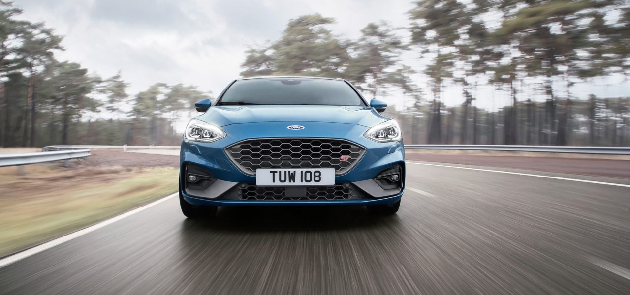 Ford Focus ST mit 280 PS aus 2,3 Liter Ford Mustang-Motor