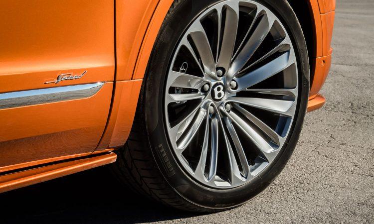 Neuer Bentayga Speed ist der weltweit schnellste SUV aus Serienfertigung 306 Kmh AUTOmativ.de 17 750x450 - 1 Km/h schneller als Urus - Bentley Bentayga Speed ist schnellstes Serien-SUV der Welt