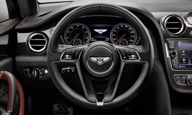 Neuer Bentayga Speed ist der weltweit schnellste SUV aus Serienfertigung 306 Kmh AUTOmativ.de 2 750x450 - 1 Km/h schneller als Urus - Bentley Bentayga Speed ist schnellstes Serien-SUV der Welt