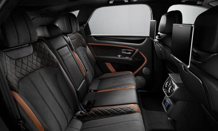 Neuer Bentayga Speed ist der weltweit schnellste SUV aus Serienfertigung 306 Kmh AUTOmativ.de 4 750x450 - 1 Km/h schneller als Urus - Bentley Bentayga Speed ist schnellstes Serien-SUV der Welt