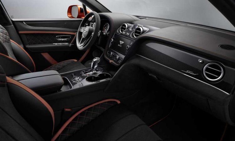 Neuer Bentayga Speed ist der weltweit schnellste SUV aus Serienfertigung 306 Kmh AUTOmativ.de 5 750x450 - 1 Km/h schneller als Urus - Bentley Bentayga Speed ist schnellstes Serien-SUV der Welt