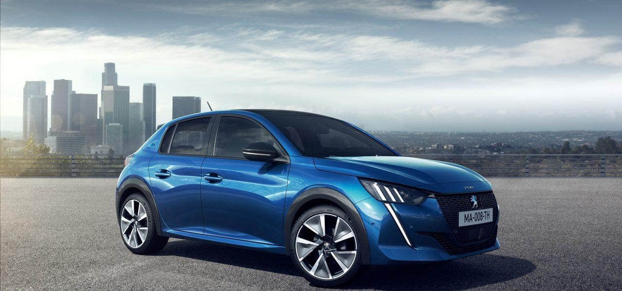 Neuer Peugeot 208 wird rein elektrisch 6 1280x600 - Neuer Peugeot 208: Ihn gibt es auch vollelektrisch!