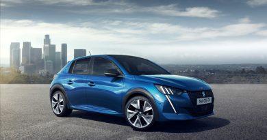 Neuer Peugeot 208 wird rein elektrisch 6 390x205 - Neuer Peugeot 208: Ihn gibt es auch vollelektrisch!
