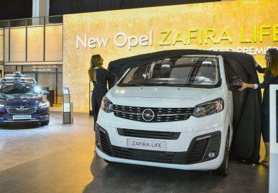 Neuer Opel Zafira Life: der neue VW-Bus Konkurrent
