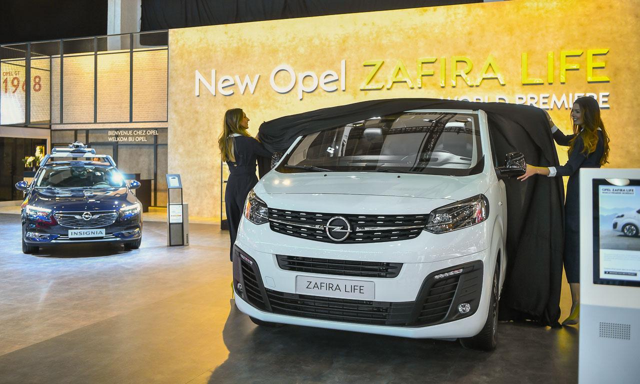 neuer opel zafira life der neue vw bus konkurrent  automativde das auto magazin
