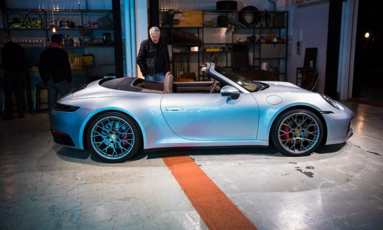 Porsche 911 Carrera S Cabriolet 992 Porsche 992 Cabrio Test AUTOmativ.de Benjamin Brodbeck 4 750x450 - Das 911er Cabriolet der 992 Generation ist eine Augenweide!