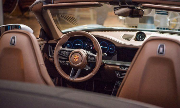 Porsche 911 Carrera S Cabriolet 992 Porsche 992 Cabrio Test AUTOmativ.de Benjamin Brodbeck 6 750x450 - Das 911er Cabriolet der 992 Generation ist eine Augenweide!