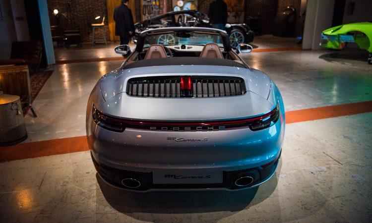 Porsche 911 Carrera S Cabriolet 992 Porsche 992 Cabrio Test AUTOmativ.de Benjamin Brodbeck 7 750x450 - Das 911er Cabriolet der 992 Generation ist eine Augenweide!