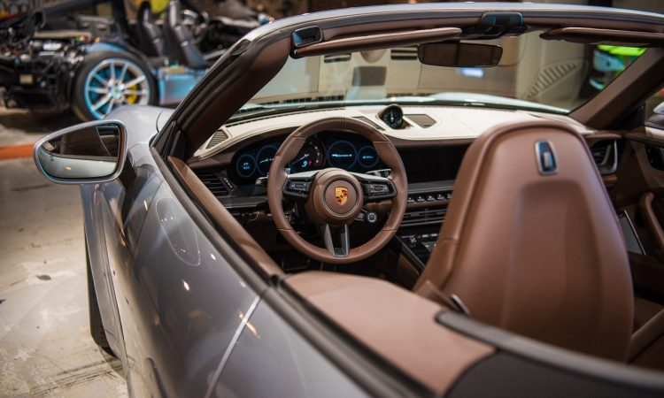 Porsche 911 Carrera S Cabriolet 992 Porsche 992 Cabrio Test AUTOmativ.de Benjamin Brodbeck 8 750x450 - Das 911er Cabriolet der 992 Generation ist eine Augenweide!