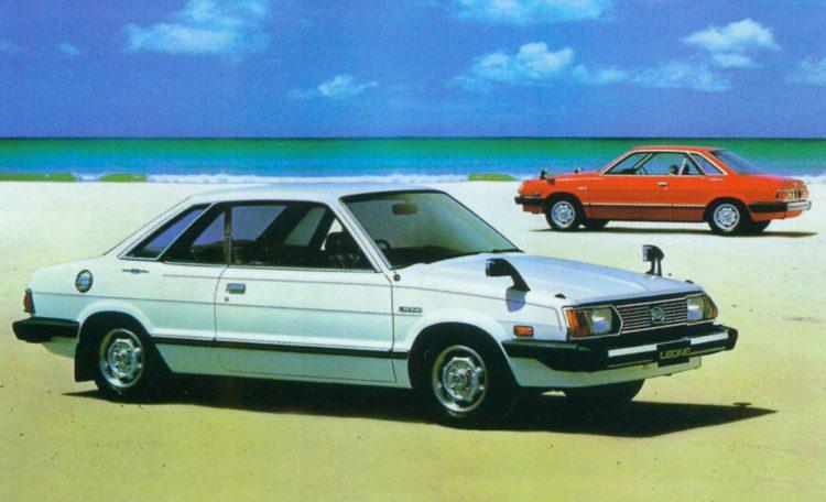 Subaru 1800 Leone Coupe  1979Bild 2 750x456 - Subaru: Wussten Sie's? Deep-Talk rund um den japanischen Konzern und seine Autos und Aktivitäten