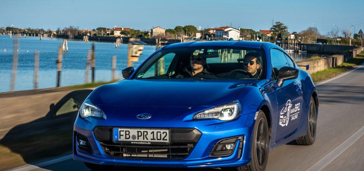 Subaru BRZ Challenge AUTOmativ.de AUtonotizen.de  1280x600 - So wichtig ist der Staatenverbund EU: Roadtrip durch Europa mit dem Subaru BRZ! [Anzeige]