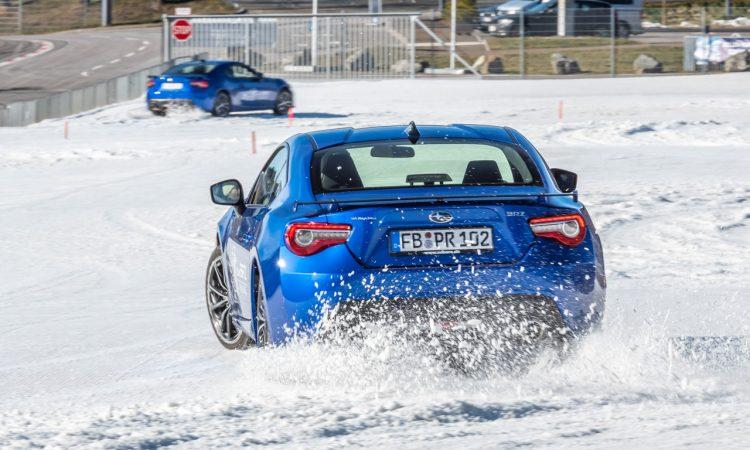 Subaru BRZ Drift Challenge Tim Schrick AUTOmativ.de  750x450 - Tipp: So sitzt man richtig im Auto - Tim Schrick erklärt