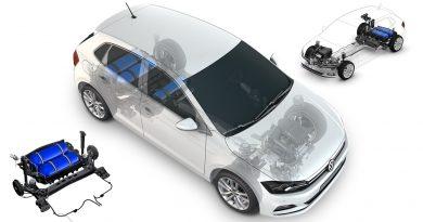 Volkswagen VW Polo TGI neu 390x205 - Erdgas als Lösung? Neuer VW Polo TGI und Golf TGI