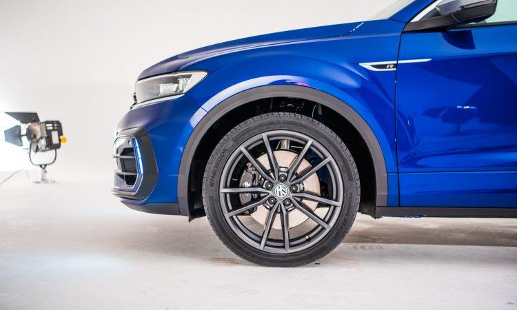 Volkswagen VW T Roc R 2019 300PS 400Nm Test Sitzprobe AUTOmativ.de Benjamin Brodbeck 10 750x450 - Erste Sitzprobe: VW T-Roc R (2019) mit 300 PS und 400 Nm