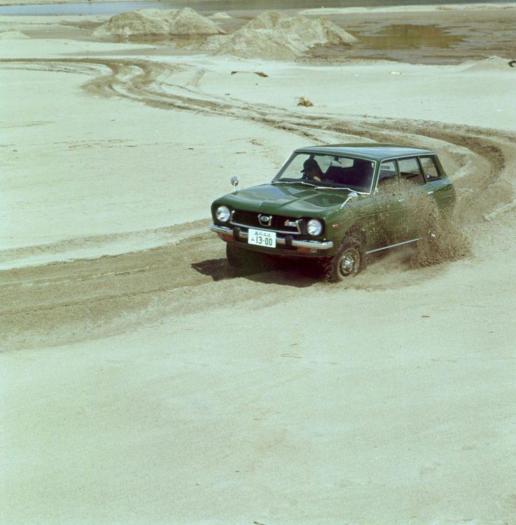 csm 1972 Leone Station Wagon 551abc6d49 737x750 - Subaru: Wussten Sie's? Deep-Talk rund um den japanischen Konzern und seine Autos und Aktivitäten