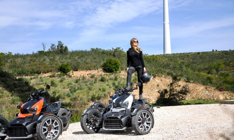 BRP Can Am Ryker 2019 im Test und Fahrbericht AUTOmativ.de Ilona Farsky 28 750x450 - BRP Can-am Ryker Rally Edition im Test: Dreiräder auf den Straßen schon bald keine Seltenheit mehr?