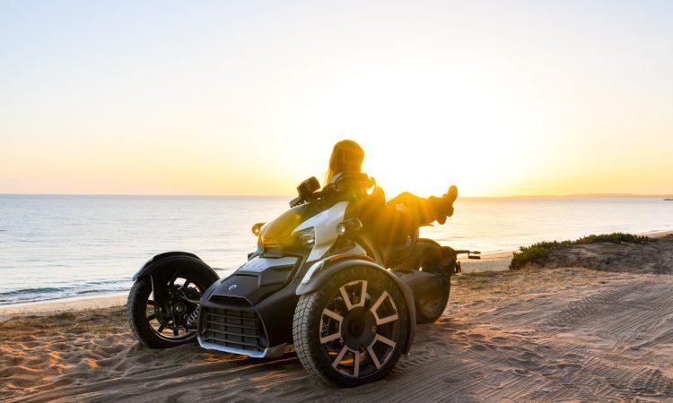 BRP Can Am Ryker 2019 im Test und Fahrbericht AUTOmativ.de Ilona Farsky 45 750x450 - BRP Can-am Ryker Rally Edition im Test: Dreiräder auf den Straßen schon bald keine Seltenheit mehr?