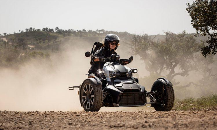 BRP Can Am Ryker 2019 im Test und Fahrbericht AUTOmativ.de Ilona Farsky 57 750x450 - BRP Can-am Ryker Rally Edition im Test: Dreiräder auf den Straßen schon bald keine Seltenheit mehr?