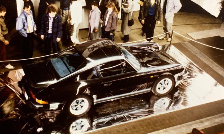 """Das Unikat Porsche 911 Exclusive Manufaktur Wiedersehen Tilman Brodbeck Porsche AUTOmativ.de 10 750x450 - Exklusives Einzelstück: """"Dieser Porsche 911 Carrera 3.2 war die Inspiration für Porsche Exclusive!"""""""