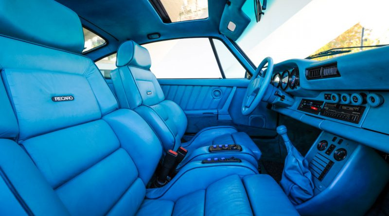 """Das Unikat Porsche 911 Exclusive Manufaktur Wiedersehen Tilman Brodbeck Porsche AUTOmativ.de 2 800x445 - Exklusives Einzelstück: """"Dieser Porsche 911 Carrera 3.2 war die Inspiration für Porsche Exclusive!"""""""