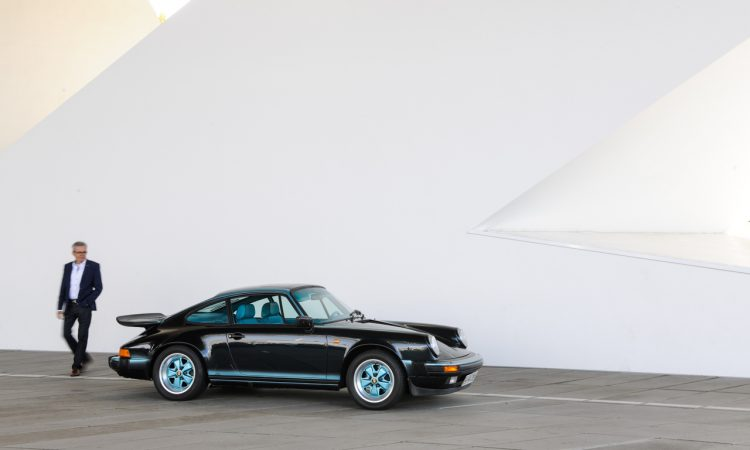 """Das Unikat Porsche 911 Exclusive Manufaktur Wiedersehen Tilman Brodbeck Porsche AUTOmativ.de 4 750x450 - Exklusives Einzelstück: """"Dieser Porsche 911 Carrera 3.2 war die Inspiration für Porsche Exclusive!"""""""