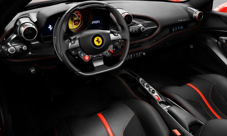 Ferrari F8 Tributo mit 720 PS 4 750x450 - Bella macchina: Ferrari F8 Tributo teilt sich Plattform mit Ferrari 458