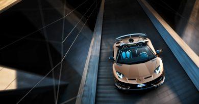 Lamborghini Aventador SVJ Roadster mit 770 PS 8 390x205 - Offen ist im Trend: Lamborghini Aventador SVJ Roadster mit 770 PS